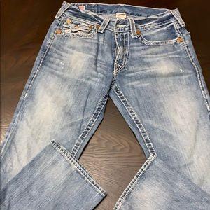 "True Religion Jeans ""Ricky Big T"""